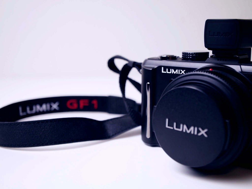 Lumix GF-1 at Farmer's Market