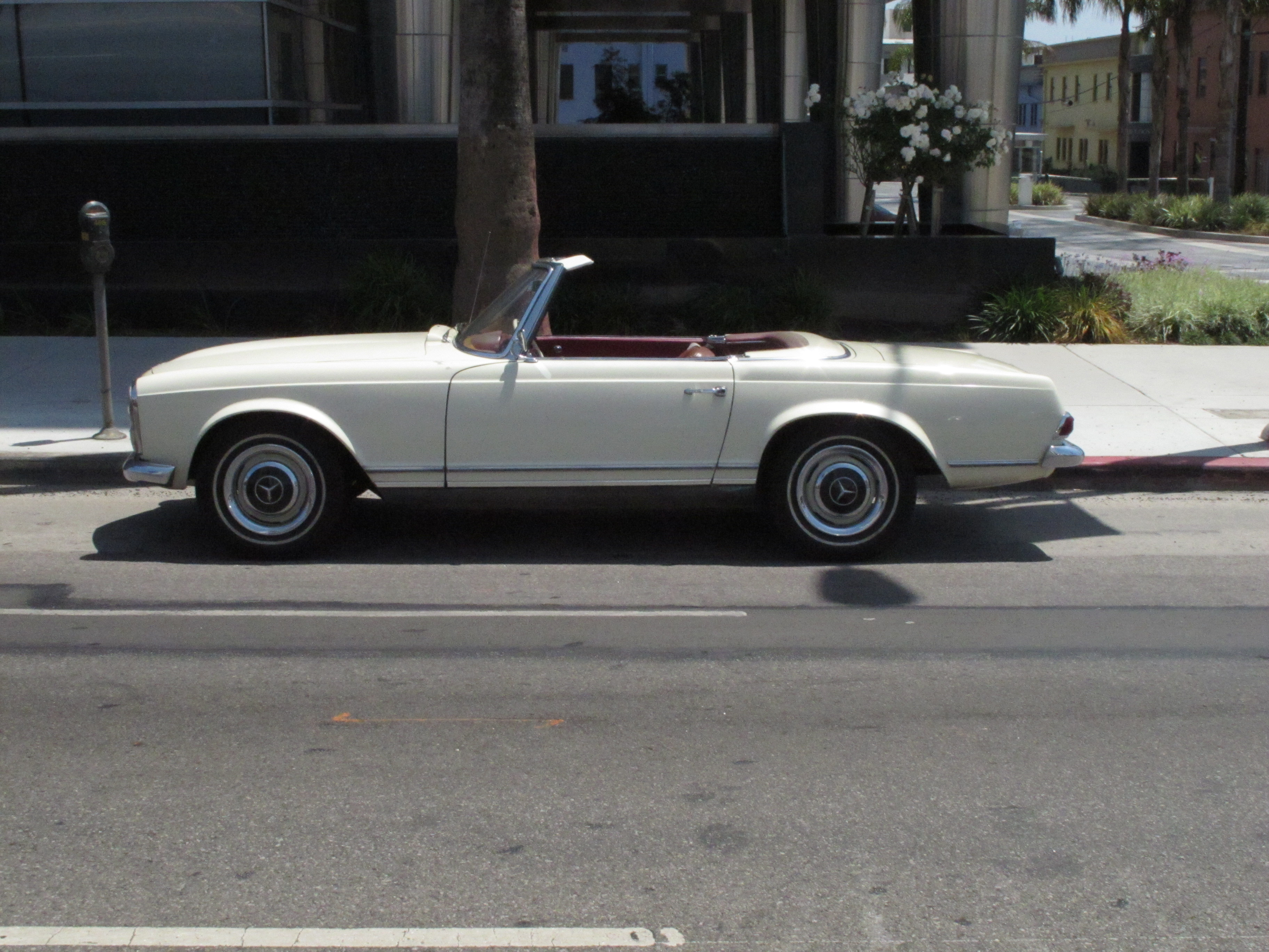 1965 Mercedes 230 SL Convertible