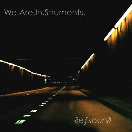 we areinstruments