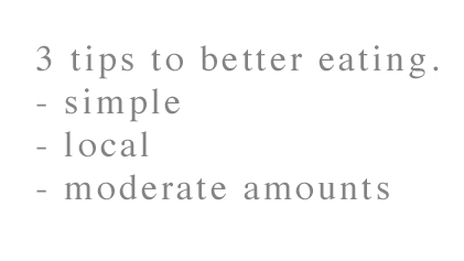 BETTER EATING